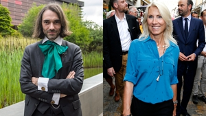 Cravat-wearing mathematician Cédric Villani and retired bullfighter Marie Sara are vying for seats on Sunday