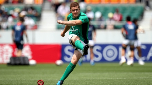 Paddy Jackson will come up against Connacht