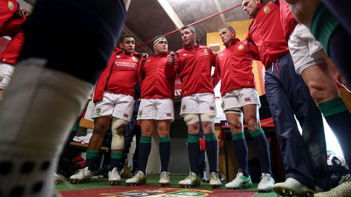Steve Hansen: Facing Lions is 'once-in-a-lifetime opportunity'
