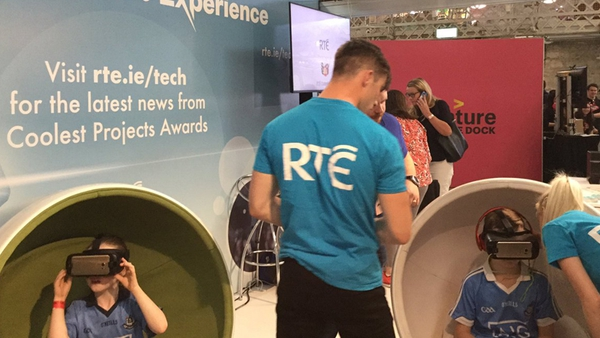 RTÉ at Coolest Projects
