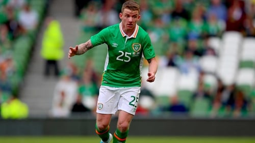 Jonny Hayes decided to join Celtic in 30 seconds