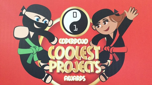 CoderDojo Coolest Projects in 10 Tweets