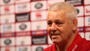 Gatland: Hansen worried by Lions