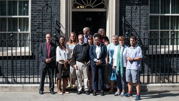 Grenfell representatives meet Prime Minister