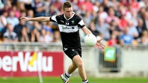 Stephen Coen top scored for Sligo