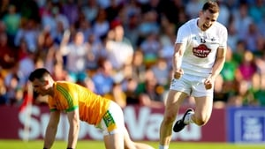 Cathal McNally and Kildare impressed against Meath