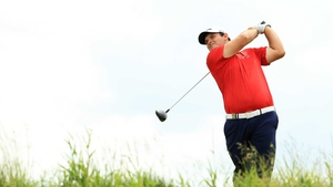 Patrick Reed struggled in windy conditions