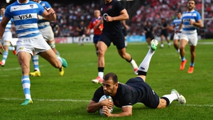 England take series against Argentina after scintillating game