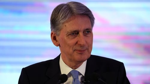 Philip Hammond attacks Tory general election campaign