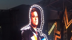 Robbie Williams - He came, he kilted and he killed it!