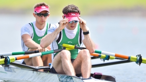 Gary and Paul O'Donovan finished second in Poznan