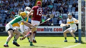 Conor Whelan hit 0-7 from play as Galway cruise into Leinster final