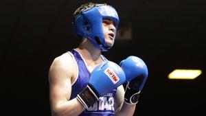 Emmet Brennan won his last-32 bout in Kharkiv today