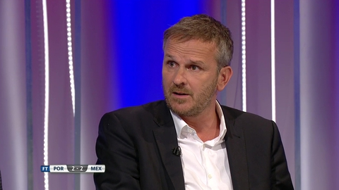 """Hamann - """"Mexico deserved the draw""""   FIFA Confederations Cup"""