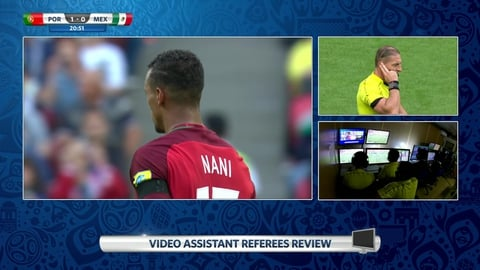 Video assistant referees continue to divide opinion