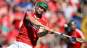 Cork captain Seamus Harnedy has scored 3-14 in his four Championship outings to date