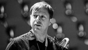 Chris Potter: interested in diving in and out of rhythms and marching to different beats