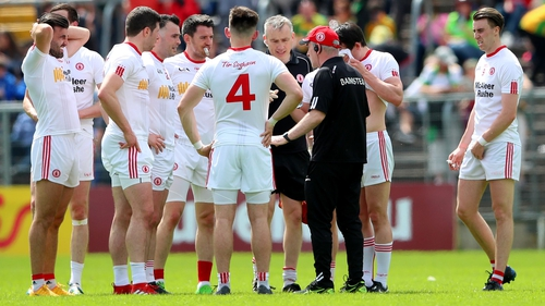 Tyrone were in irrepressible form in Clones