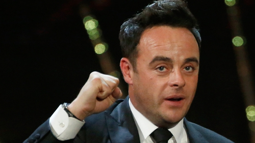 "Ant McPartlin - ""The first step is to admit to yourself you need help"""
