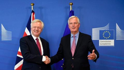 Brexit negotiations latest | Prime Time