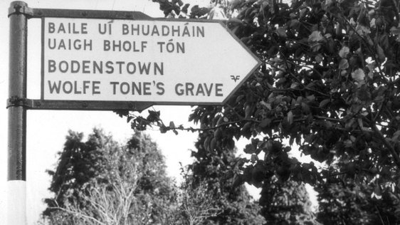 Bodenstown Wolfe Tone's Grave