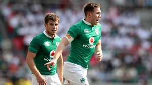 O'Loughlin made his debut against Japan