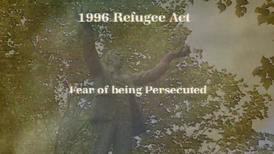 Refugee Act 1996