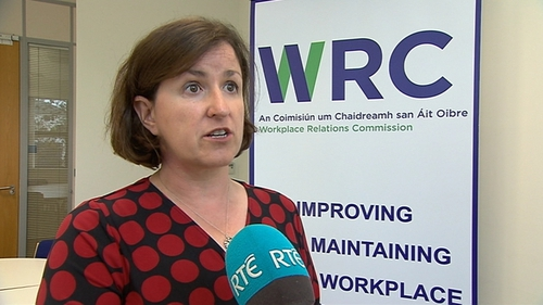 Oonagh Buckley was speaking at the opening of the WRC's first regional services centre in Sligo