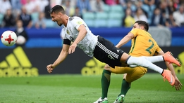 """Duff: Germany on """"cruise-control"""" 