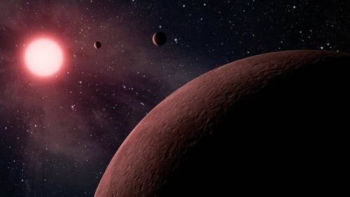 NASA's Kepler space telescope team has identified 219 new planet candidates (Pic: NASA/JPL-Caltech)