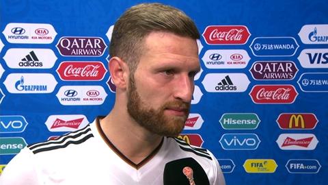 "Mustafi: ""We were a bit too sloppy""   FIFA Confederations Cup"