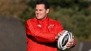 Rassie Erasmus led Munster to the Champions Cup semi-final and Pro12 final in his first season in charge
