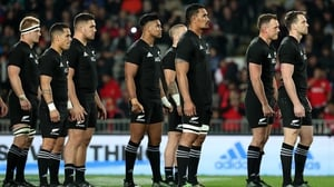 The All Blacks face the Lions in the first Test this Saturday