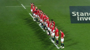The Lions are scheduled to play South Africa in 2021