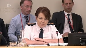 Nóirín O'Sullivan has said that the financial issues at Templemore Garda College were legacy matters