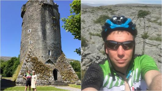 Ireland By Bike: Day 6