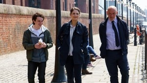 Phelan and Nicola on day trip to Liverpool with Seb