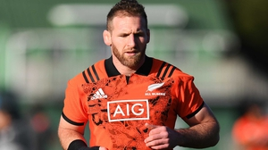 Kieran Read will skipper his side against South Africa