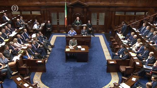 Whelan appointment discussed during Leaders' Questions