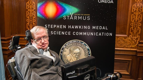 Humanity must head to the stars to survive - Stephen Hawking