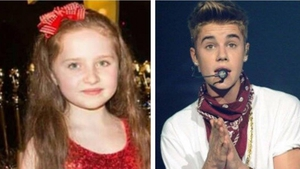 Belieber Eva will be one of Bieb's back-up dancers at the RDS on Wednesday