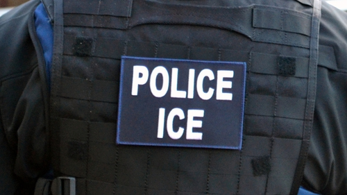 Immigration and Customs Enforcement hasdenied the allegations