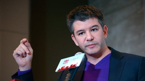 Travis Kalanick issued a statement calling the lawsuit 'completely without merit and riddled with lies and false allegations'
