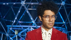 Richard Ayoade returns with Celebrity Crystal Maze