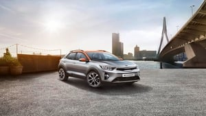The Kia Stonic will take on cars like the new Ford Fiesta and the new Volkswagen Polo.