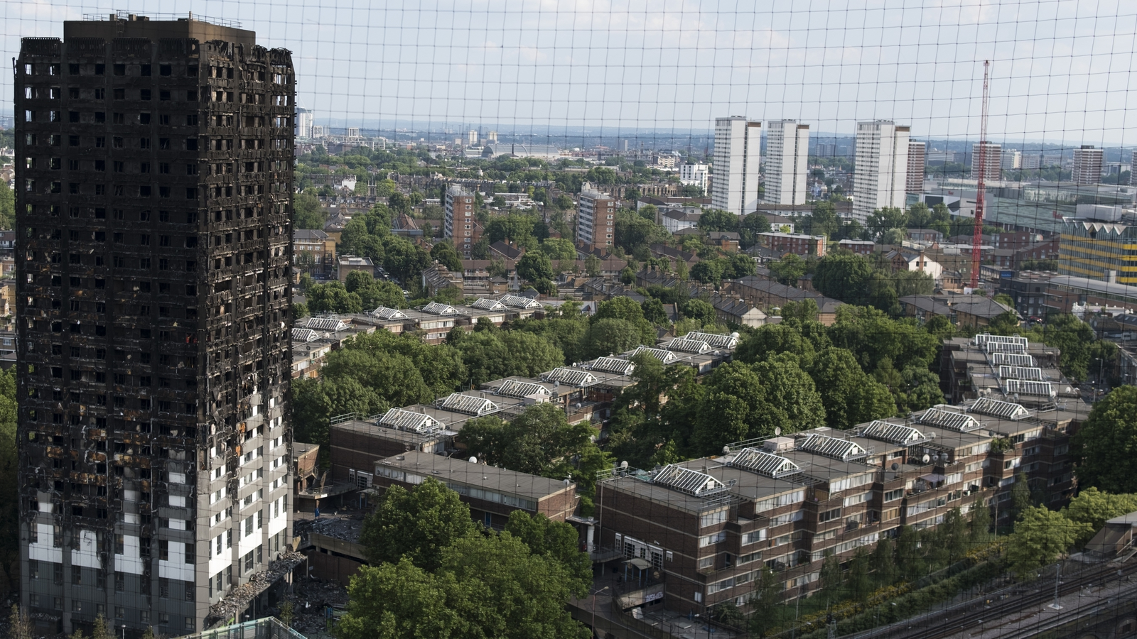 75 towers in Britain fail fire safety tests