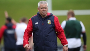 Warren Gatland: 'I'm not worried about Steve (Hansen), he can say whatever he likes.'