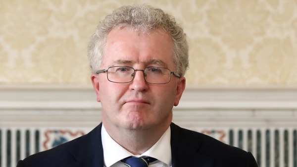 Mr Justice Seamus Woulfe confirmed in a statement last week that he attended one day of the Oireachtas Golf Society event