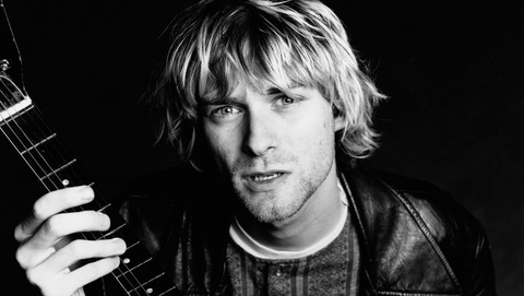 Kurt Cobain Exhibition Opens in Kildare | RTÉ News