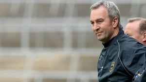 Michael Ryan was tight-lipped after Tipperary's loss to Limerick